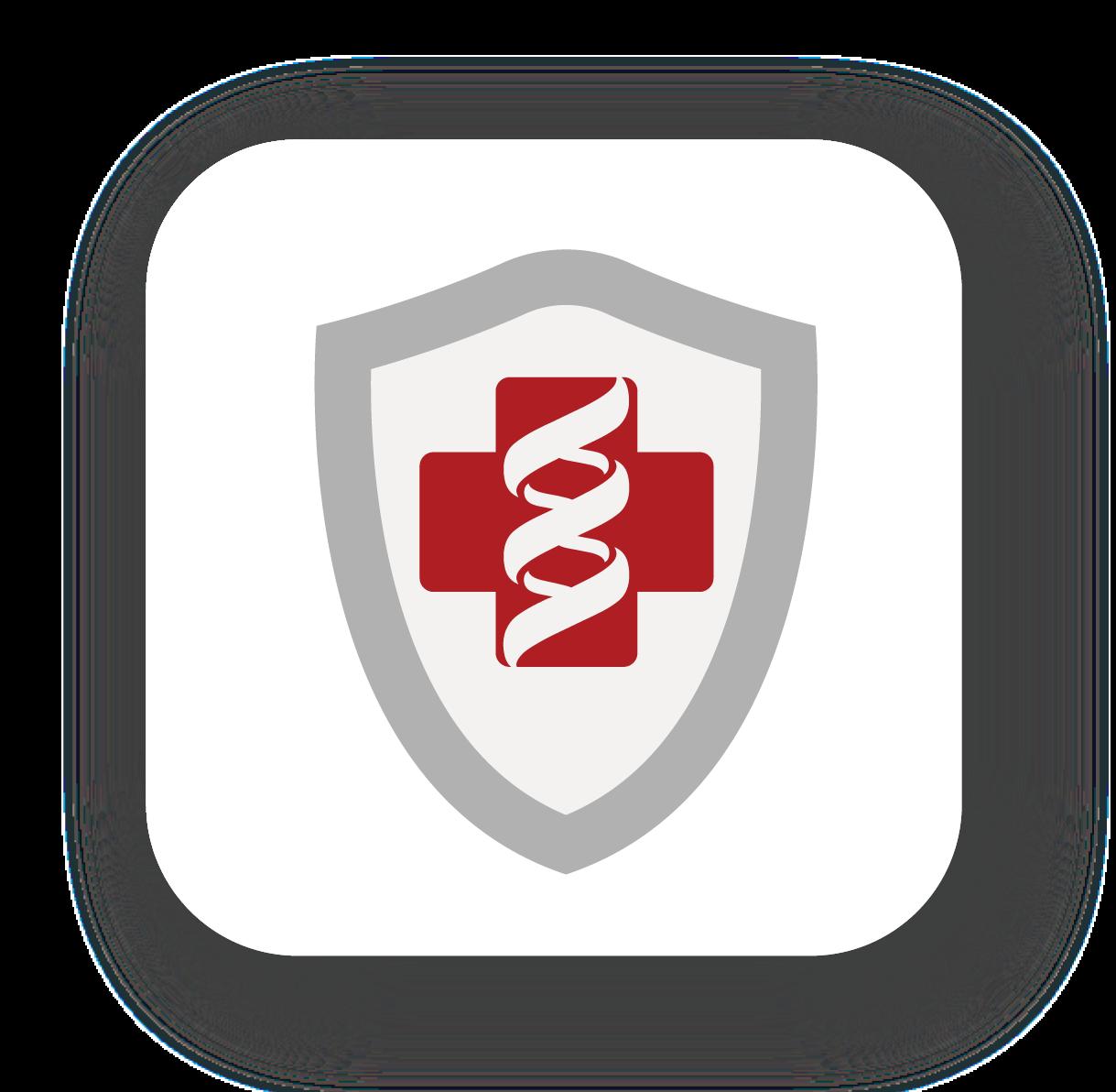 台塑生醫i醫健康診所/健康管理中心logo