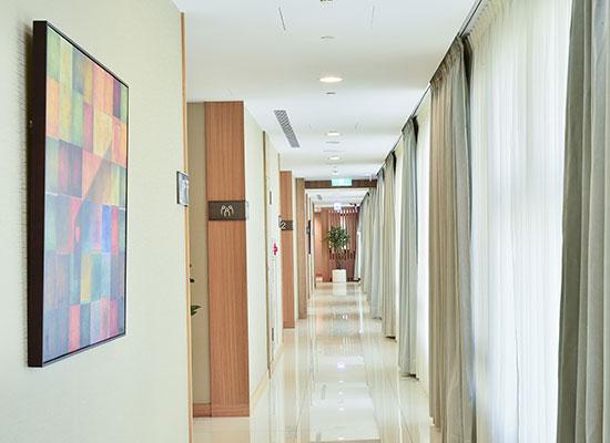 i醫健康診所 公共空間區