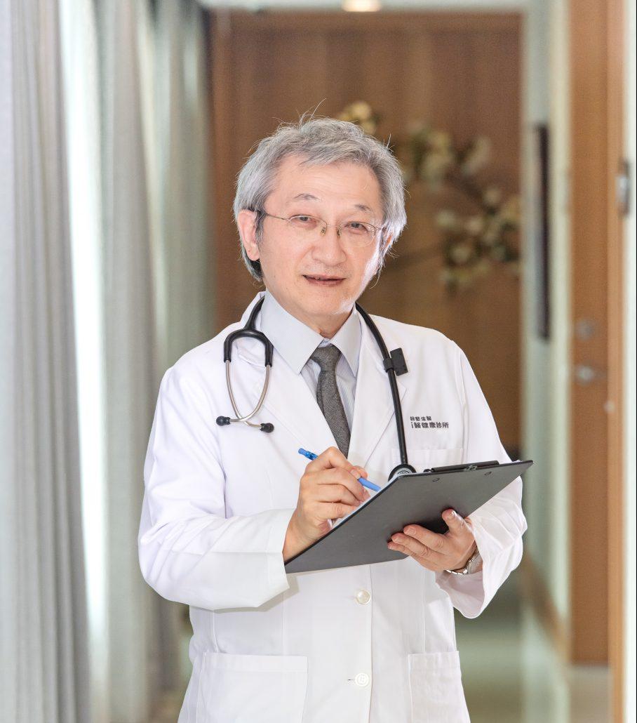 台塑生醫i醫健康診所/健康管理中心 內分泌及糖尿病治療專家 陳思達 醫師