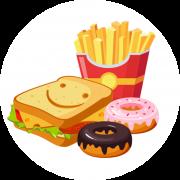 i醫健康診所/健康管理中心 四週飲食調整計劃 適合對象 重度食用澱粉者,想改善飲食模式